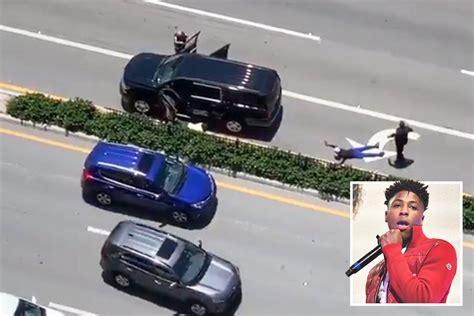 nba youngboys car strafed  ak