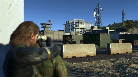 Ps4 Metal Gear Solid V The Phantom Reg 1 metal gear solid v the definitive experience phantom