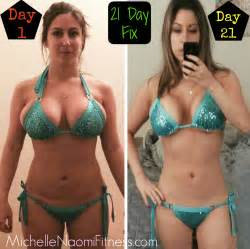 in total control of herself 21 day fix