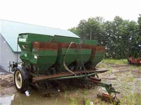 Potato Planters For Sale by Used Farm Tractors For Sale 4 Row Lockwood Potato Planter
