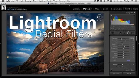 lightroom tutorial radial filter lightroom 5 radial filter youtube