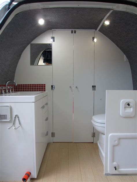 cer vans with bathrooms the cervan converts imagine being able to pull over