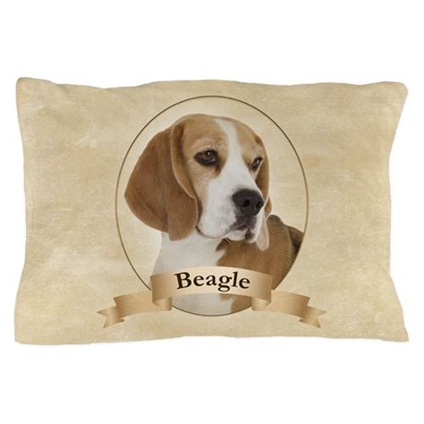 beagle pillow by shopdoggifts