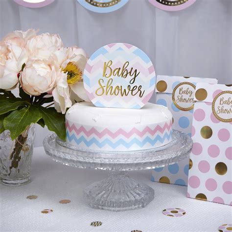 perfect pattern works cake topper baby shower pattern works