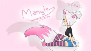 Mangle fnafhs by jennyart22 on deviantart