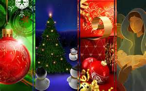 Free christmas screensavers with music