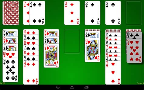 solitaire for android solitaire free appstore for android