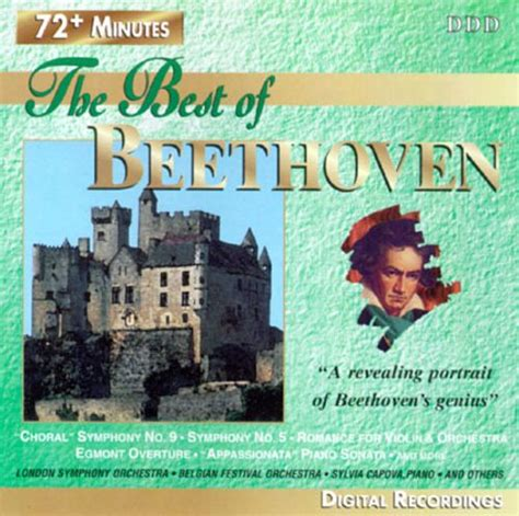 best of beethoven the best of beethoven user reviews allmusic