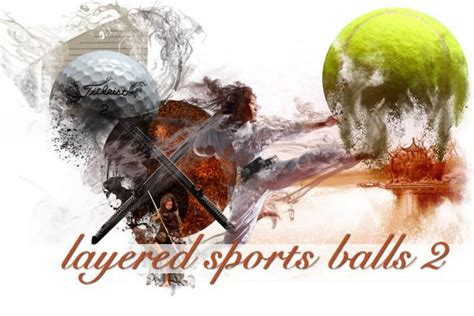Woody Walters Digital Photo Candy Layered Sports Ball Backgrounds 2 Learn Photoshop At Home Layered Photoshop Sports Templates