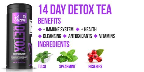 What Does Detox Tea Do For U by Bunny Detox Tea Tropical Flavor
