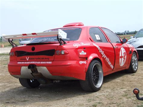 alfa romeo rwd mid engined rwd alfa romeo 156 trackday car 2000 alfa