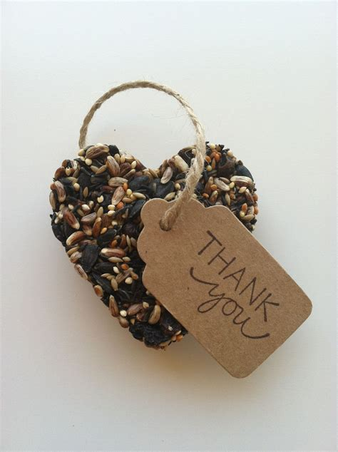Wedding Favors Ornaments by Bird Seed Ornament Wedding Favors Favours