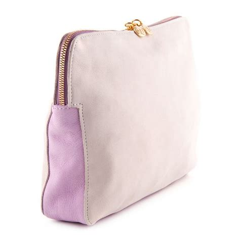 Chanel Oversized Clutch Lilac bleeker oversized clutch in lilac clothes gems bits bags will and