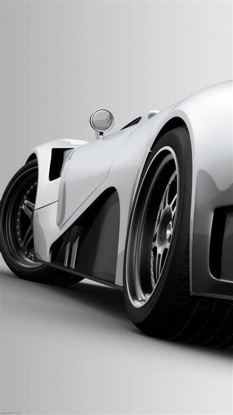 black  white super sport car iphone   hd wallpaper