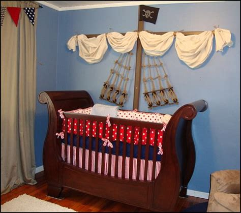 Pirate Room Decor Pirate Themed Nursery