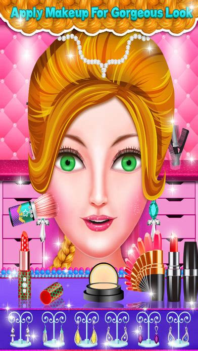 haircut design games app shopper girls hairstyles design games app shopper