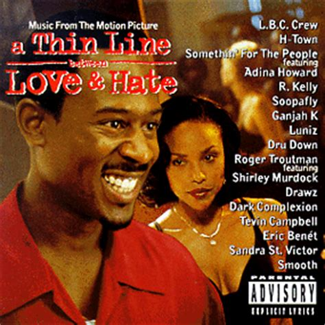 film love hate a thin line between love and hate soundtrack 1996