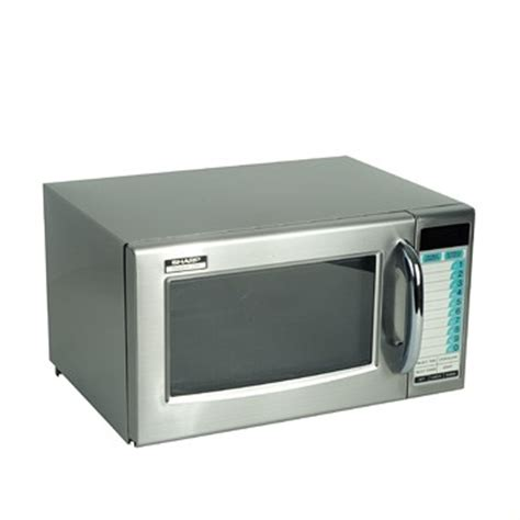 Microwave Sharp R 728 S In sharp r2197 industrial microwave oven sharp r 21at sharp