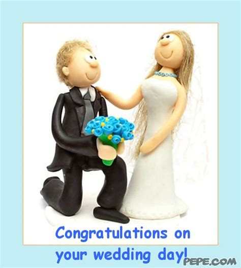 7 Ways To On Your Wedding Day by Congratulations On Your Wedding Day Www Imgkid The