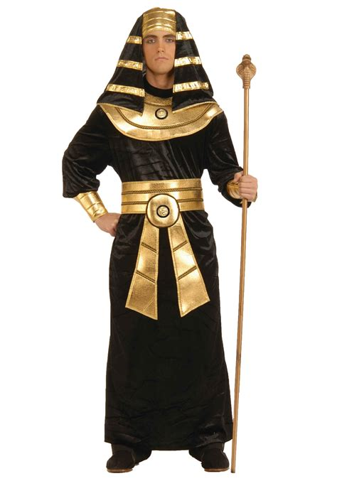 black costume black pharaoh costume