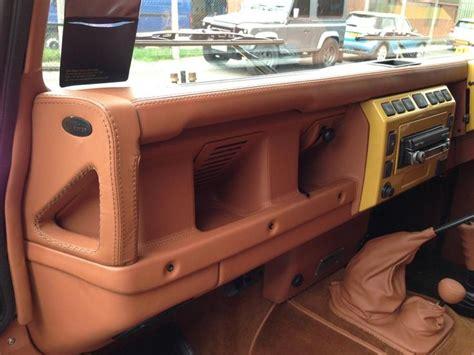range rover dashboard twisted performance td5 retro defender dashboard amazing