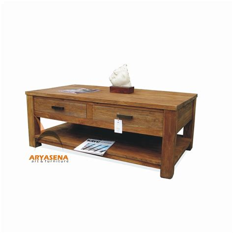 coffee table drawers pdf diy wooden coffee table with drawers plans