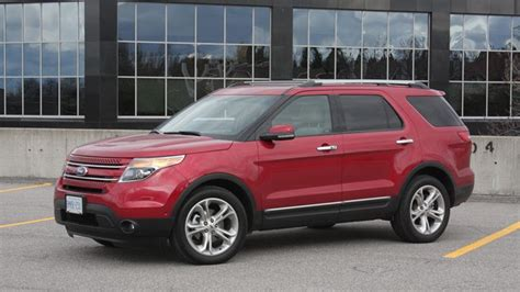 2011 ford explorer reviews 2011 2017 ford explorer used vehicle review