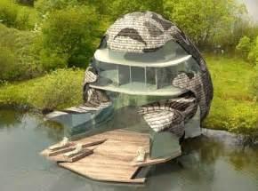 Maison Du Futur écologique 4034 by Leblogluxe