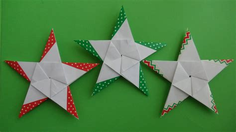 Origami 5 Pointed - origami themed pointed origami 194 5