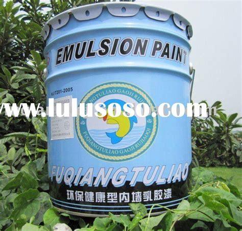 Acrylic Emulsion Paint acrylic enamel paint for sale price china manufacturer