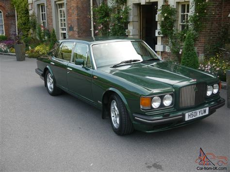 bentley turbo r 1991 bentley turbo r 6 75 litre v8 collectors car