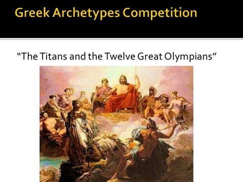 Mythology Archetypes by Archetypes In Mythology