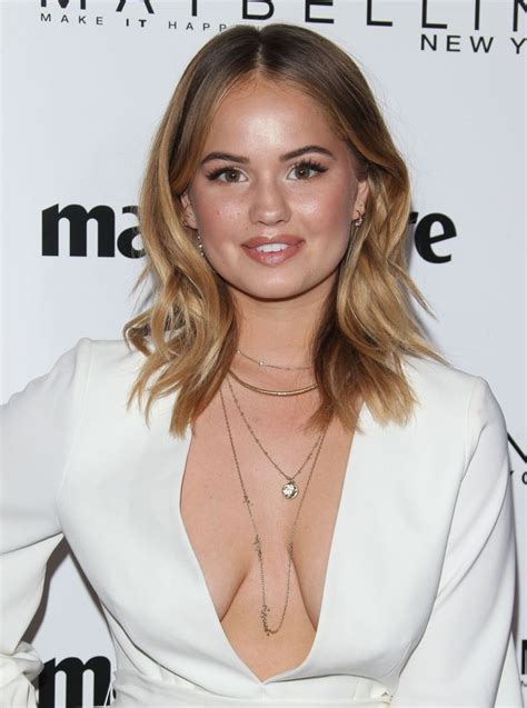 debby at claire s fresh faces event in los