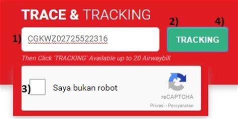 arti kode status cek resi jne tracking lingkar merah com cara cek kiriman barang atau paket jne dengan no resi