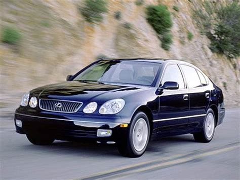 lexus models 2003 2003 lexus gs pricing ratings reviews kelley blue book