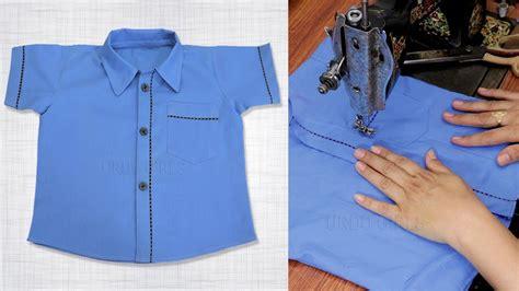 baby boy shirt cutting  stitching step  step baby