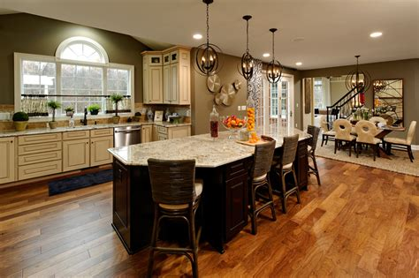 kitchen remodel turned breakfast nook lighting off center beekman chase the hton home design