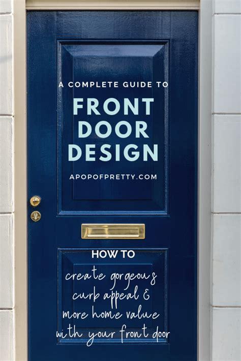 choose  front door complete guide  pop