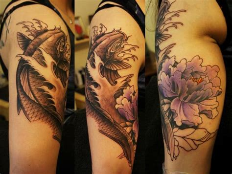 japanese shoulder tattoos 69 designer japanese shoulder tattoos