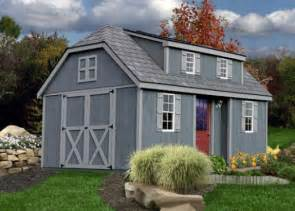 wooden storage sheds buy a kit or build it yourself