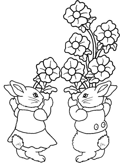 kids n fun com 33 coloring pages of spring