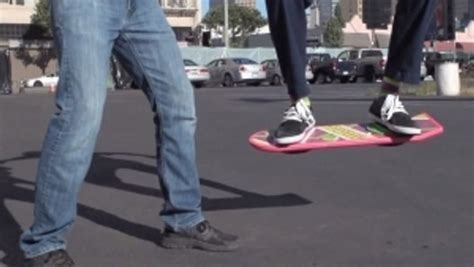 skate volante flying skateboard back to the future s