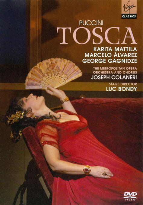 Gary Tosca tosca the metropolitan opera 2009 gary halvorson