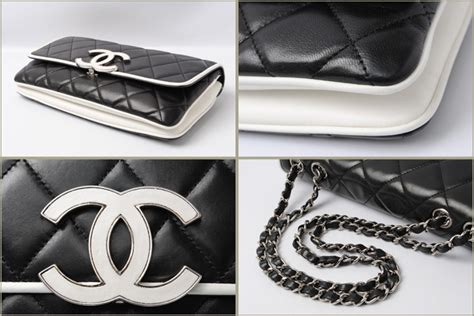 Handbag Classic Import Black cheap black and white chanel handbags style guru