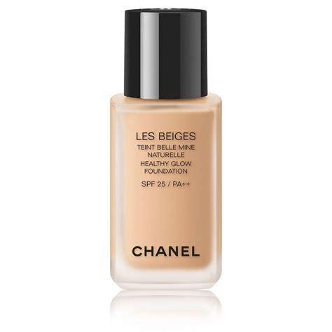 Foundation Chanel chanel les bieges healthy glow foundation pixiwoo