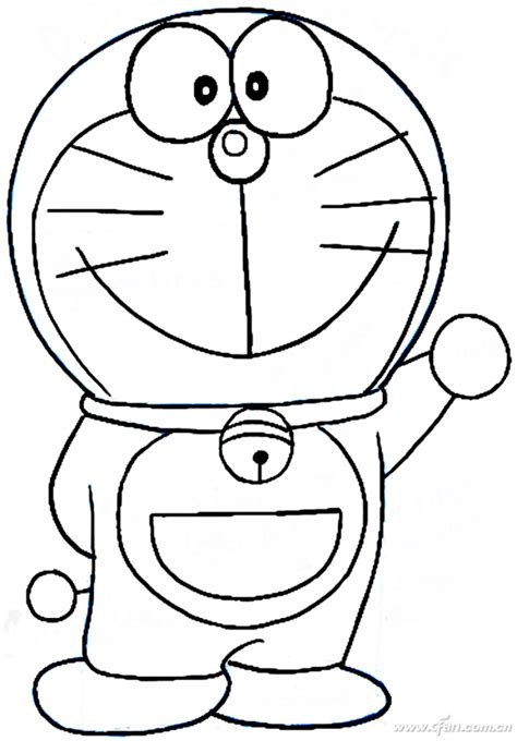 Doraemon And Friends Hitam by 哆啦a梦的简笔画 小黄人简笔画 大雄的简笔画 哆啦a梦简笔画图片涂色 哆啦a梦简笔画彩色