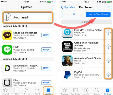 iphone app store download free games how to restore lost apps on iphone copytrans blog