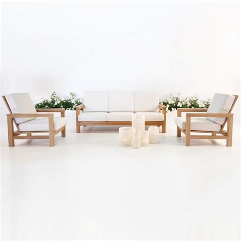 Grade A Teak Patio Furniture The Stunning Classic Design Of The Monterey Collection Of A Grade Teak Outdoor Furniture Is