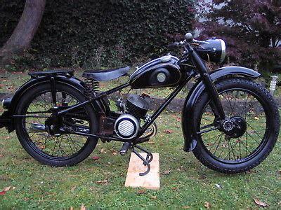 Oldtimer Motorrad 1950 by Oldtimer Motorrad Adler M 100 Bj 1950 Originalzustand