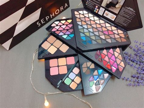 Sephora Into The Palette hyukkie sephora into the palette swatches review